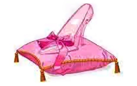 Gambar sepatu cinta buwat cinderella