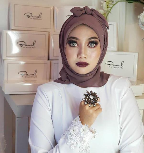 """Hai Ladies?, Ada Tren """"Jilbab Pocong Dari Malaysia"""" Sedang Viral, Berani Coba?"""