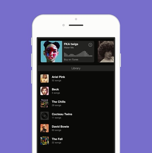 Vine updates Android and iPhone apps with new music features