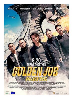 Film Golden Job (2018)
