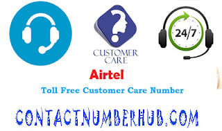 Airtel Broadband Customer Care Number images