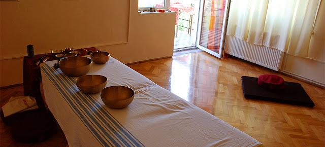 sonoterapie, masaj sonor, boluri tibetane, meditatie, Cluj-Napoca, relaxare