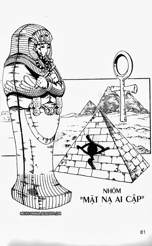 Shaman King [Vua pháp thuật] chap 121 trang 5