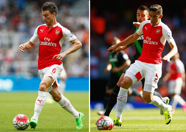 Arsenal Injury Updates – Laurent Koscielny and Gabriel Paulista