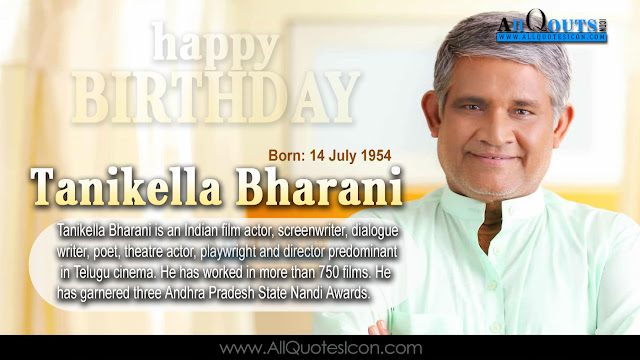 English-Tanikella-Bharani-Birthday-English-quotes-Whatsapp-images-Facebook-pictures-wallpapers-photos-greetings-Thought-Sayings-free