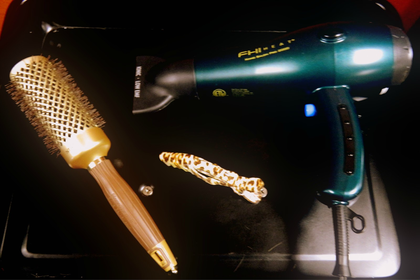 blow dryer brush great hair days how to drying with a brush 30533