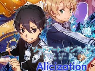 Sword Art Online: Alicización 10  online