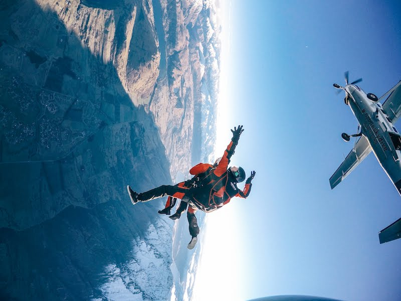 Must Do In New Zealand Sky Dive Grace Filled Travel Junkie