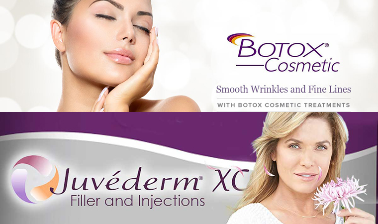 Botox Cosmetic y Juviderm en Clínica San Clemente de Zaragoza