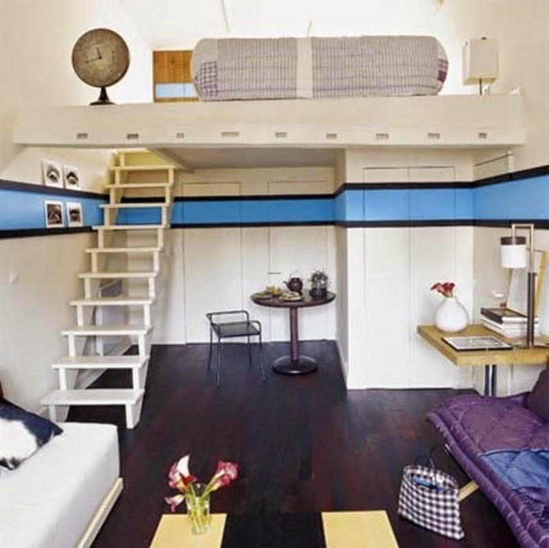 comment d corer un studio correctement habitat et travaux. Black Bedroom Furniture Sets. Home Design Ideas