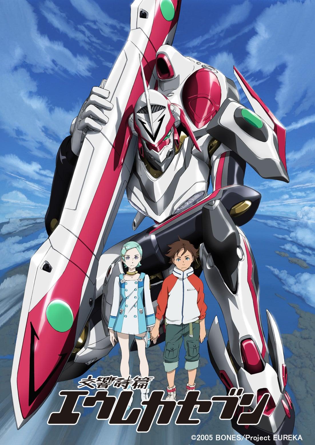 Eureka Seven - Reseña Anime