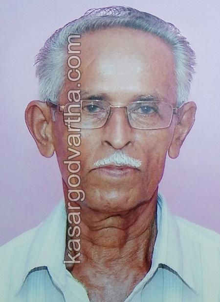 Kerala, News, Muliyar, Kasargod, Death, Obituary, Mallam Sunandhan Maniyani passes away.