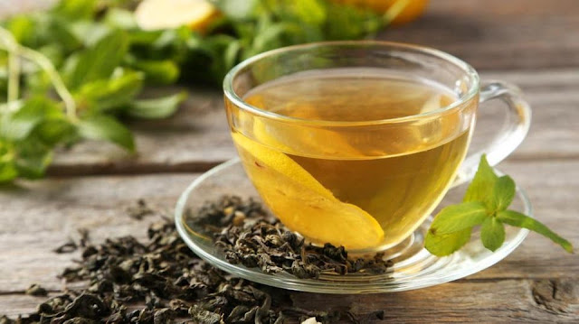 الشاى الاخضر والتخسيس بين الحقيقة والخيال