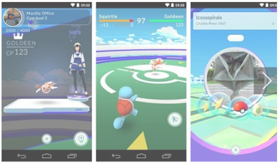 Pokemon Go Mod Apk v0.33.0 For Jellybean Android Gratis Download Terbaru
