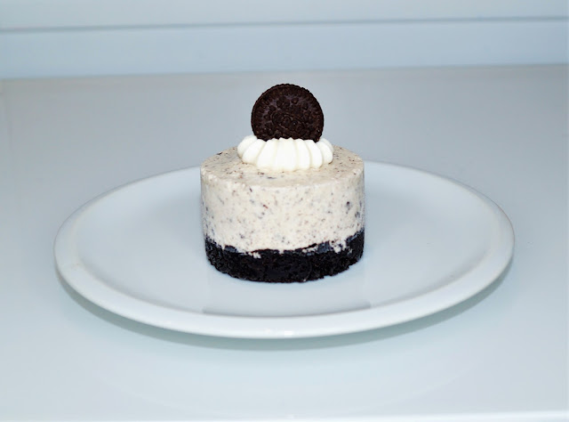 Oreo ice cream mini cake recipe
