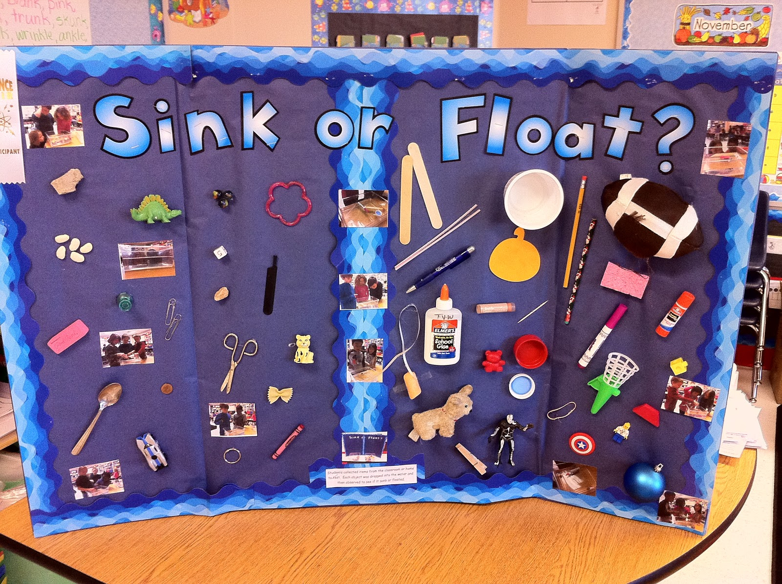 Fun In First Grade Science Fair Project