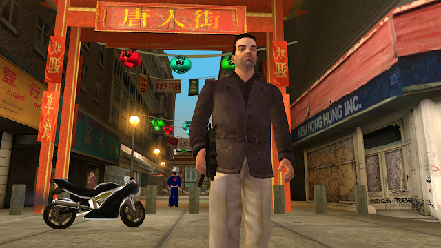 GTA Liberty City Stories Apk Data Mod 2.2