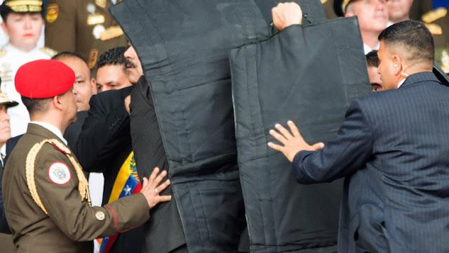 """Departamento de Estado de EE.UU. condena """"violencia política"""" tras atentado fallido a Maduro"""