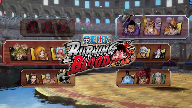 Review game One Piece Burning Blood