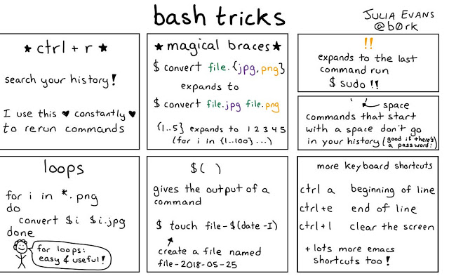 Bash Commands