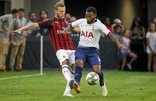 """Video Tottenham - AC Milan: Cứu tinh lạ mặt & cú """"đại bác"""" định đoạt"""