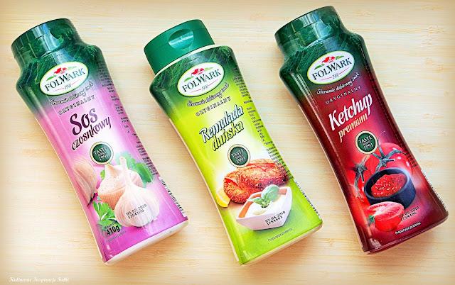 Folwark - sosy pełne smaków i aromatów