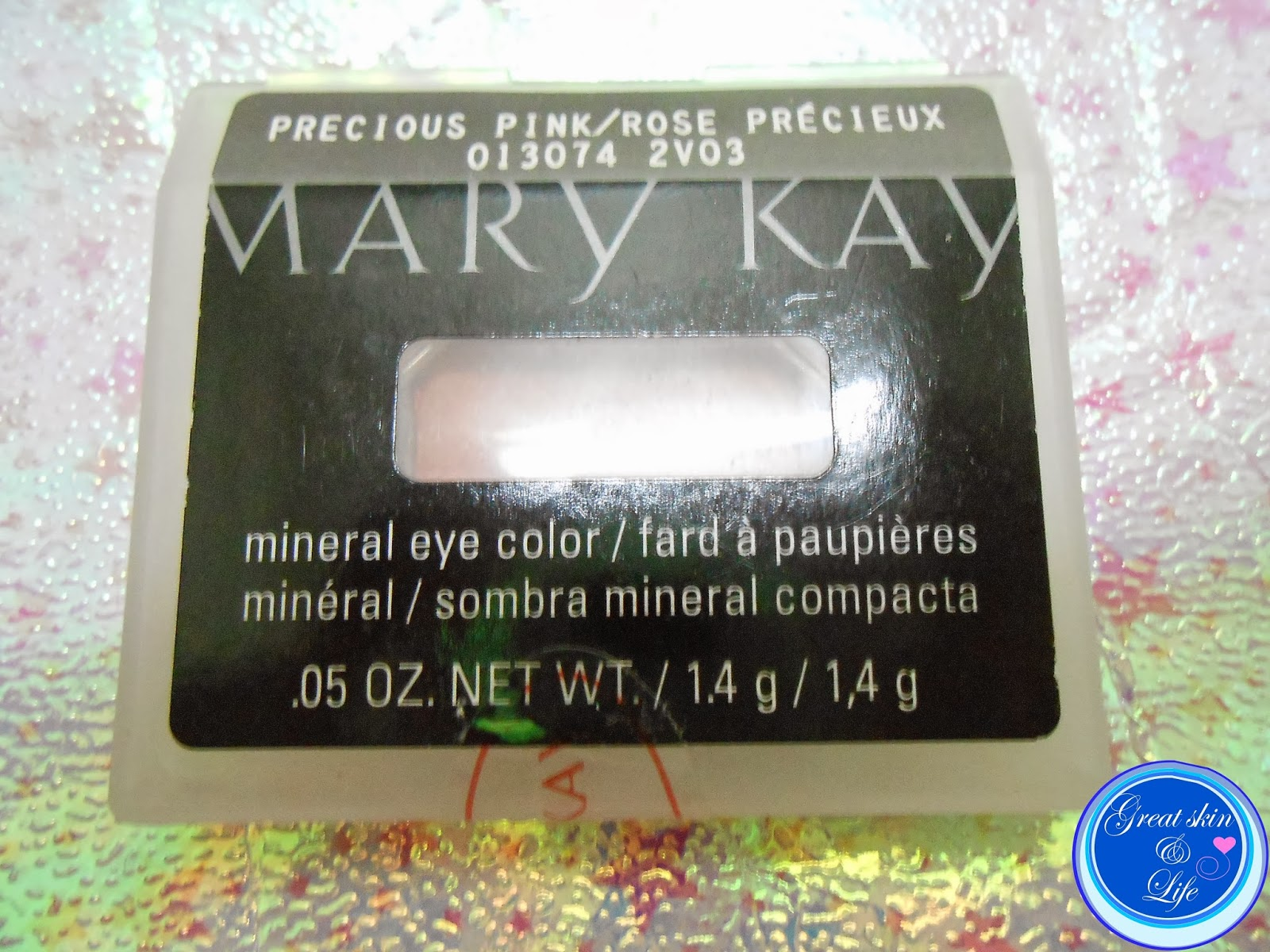 MARY KAY PRECIOUS PINK/ROSE