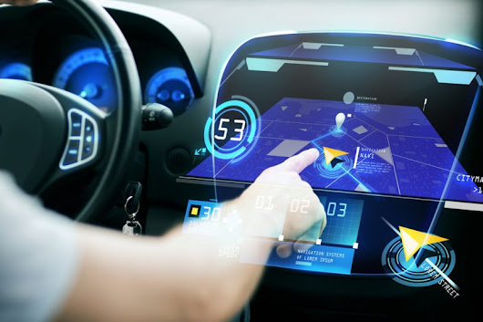 What Technology Will Feature In Cars Of The Future?