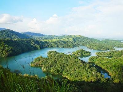 Keindahan Bukit Matang Kaladan di Kalimantan Selatan