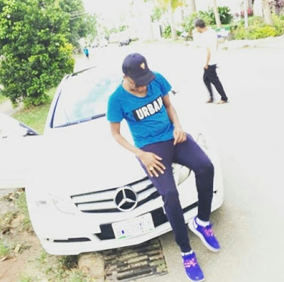 Aisha Buhari's Senior Special Assistant Son shows off his cars...including a Lamborghini