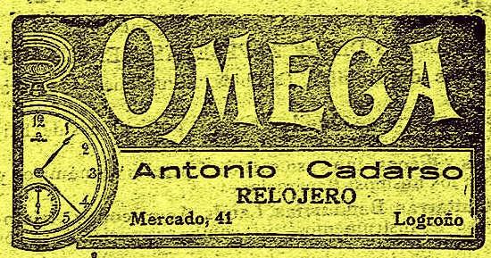 Y 1915 De Logroño Más1915Relojerías Recuerdos W9YIHE2D