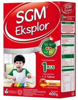 Susu SGM Eksplor