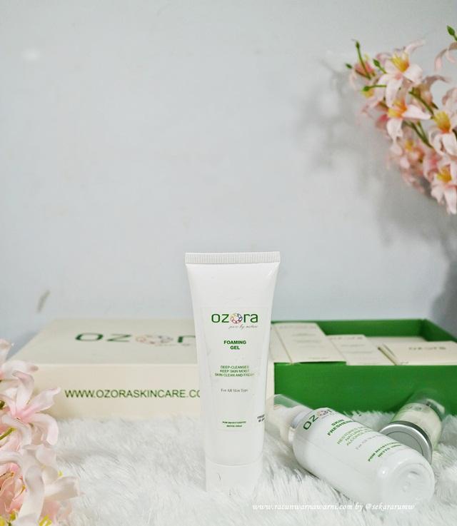 Ozora Facial Wash