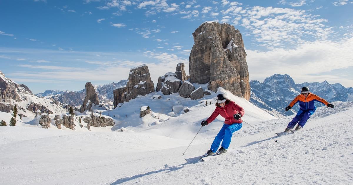 Cortina d'Ampezzo Belluno Veneto