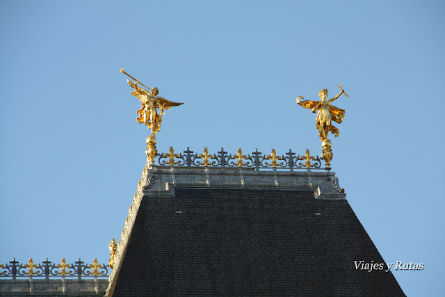 Rennes, Palacio parlamento