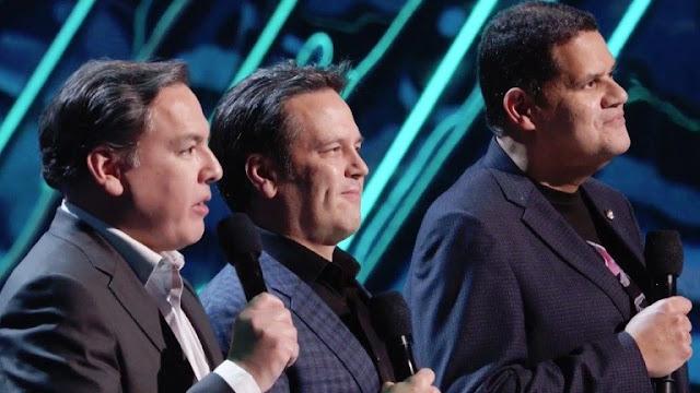 رئيس نينتندو يتحدث عن حضوره مع رؤساء قطاع Xbox و PlayStation خلال حفل The Game Awards وهكذا وصف المبادرة ..