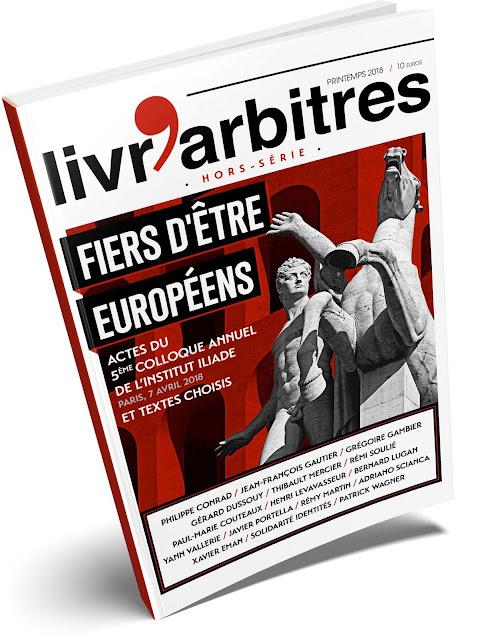 Iliade Europe Livr'arbitres Krisis Diffusion