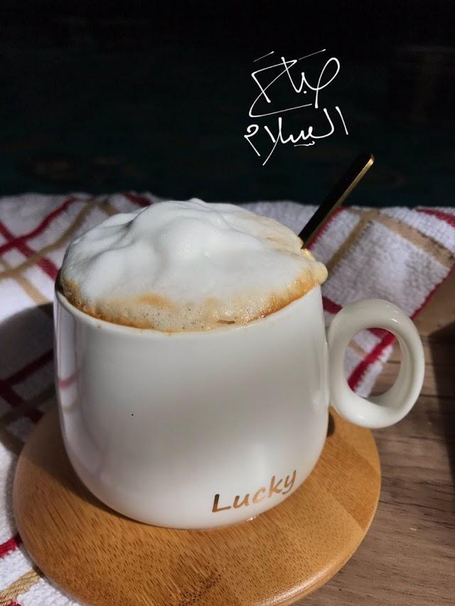 صورة قهوة الصباح - صباح الخير صباح الحب والسلام
