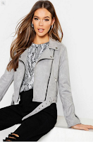 Pretty Little Thing Biker Jacket