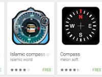 Mengapa aplikasi kompas tidak bekerja