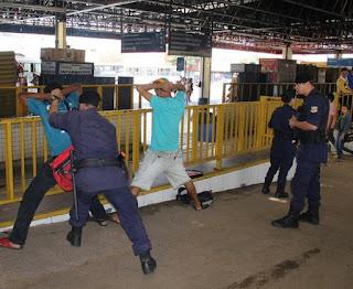 Guarda Civil Metropolitana de Goiânia (GO) interrompe policiamento no Eixo Anhanguera da Metrobus