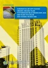Buku Persandingan Satu Naskah Undang-Undang PPN 2011