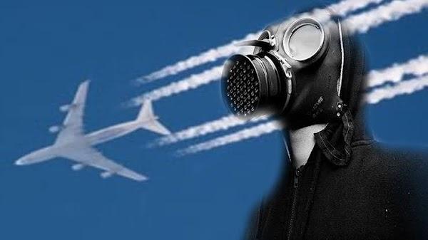 Chemstrails Por Todo El Planeta ¿ Nos Están Contaminando?