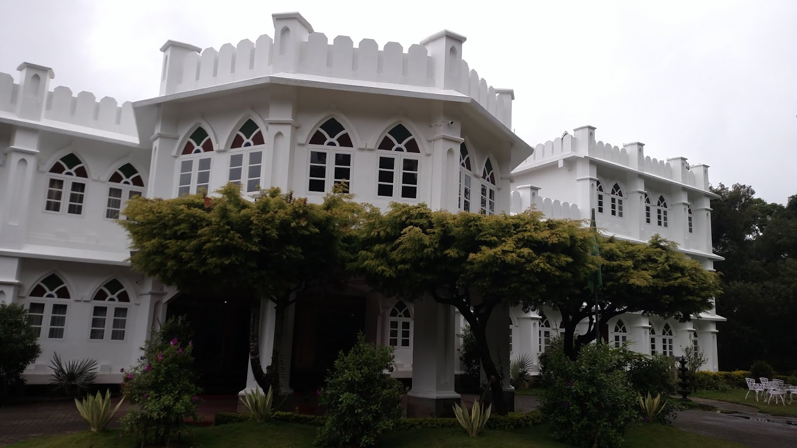 Fort Munnar Hotel | Munnar in Monsoon