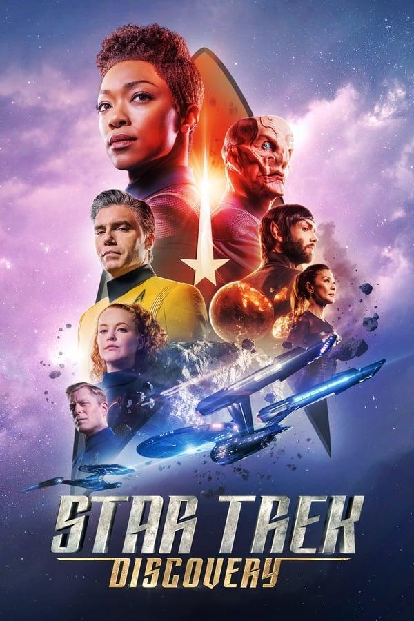 Descargar Star Trek: Discovery Latino HD Serie Completa por MEGA