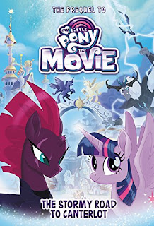 Two New MLP The Movie Books Coming in August