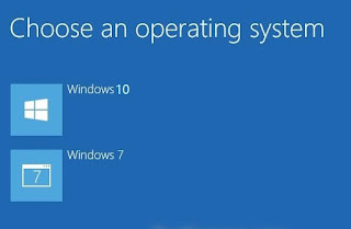 installare windows 7 su PC Windows 10