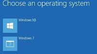Installare Windows 7 in dual boot su PC Windows 10
