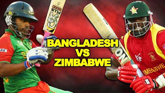 Bangladesh vs Zimbabwe 2018 Live Stream - Score - Fixture
