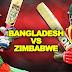 Bangladesh vs Zimbabwe 2018 | BAN vs ZIM Live Stream - Score - Fixture